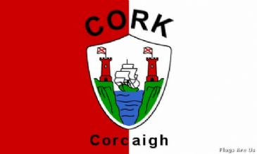 Cork  (With Coat Of Arms) (Corcaigh) (Rep. Of Ireland)